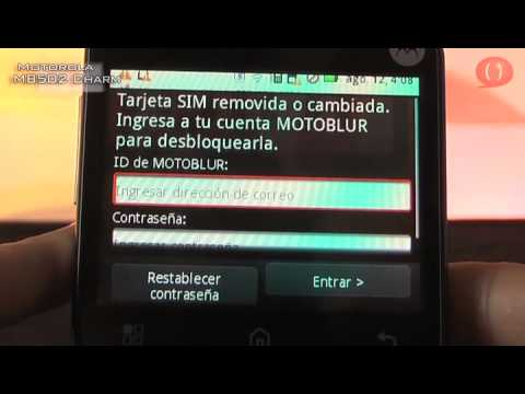 Video: Motorola MB502