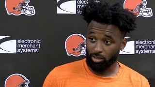 Browns react to 'no heart' comment about the team