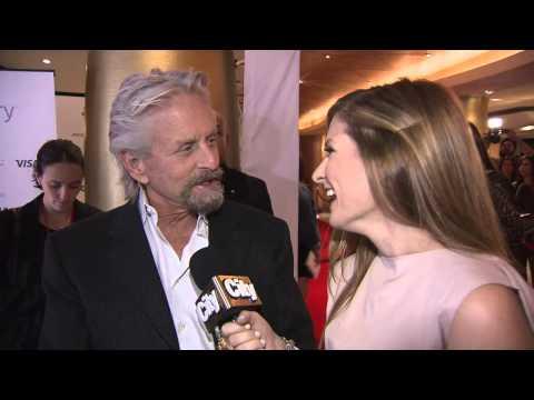 TIFF 2014: Michael Douglas & Jeremy Irvine on roles in 'The Reach'