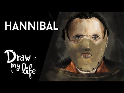 La HISTORIA de HANNIBAL - Draw My Life en Español