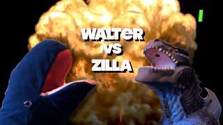 Lbrosfilm's Walter VS Zilla