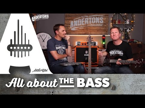 All About The Bass - Ibanez SR500 & SR505 Review