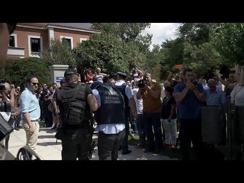 محاکمه ۸ نظامی ترکیه در یونان