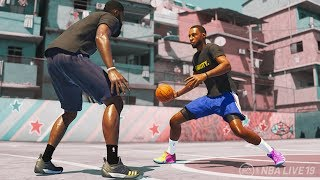 NBA Live 19 FULL Features & Gameplay BREAKDOWN - NEW Motion, Dribbles, TRASH Talk, & More