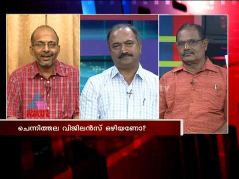 Asianet News Hour 28-08-14 |Titanium corruption case: Oommen Chandy in list of accused