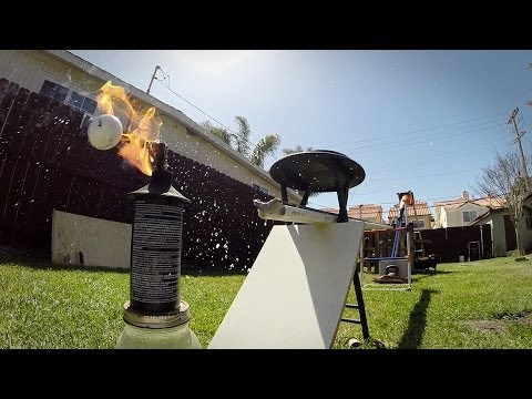 GoPro: Backyard Trick Shot - Golf