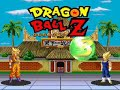 Tribute to classic 2D Dragon Ball Z games