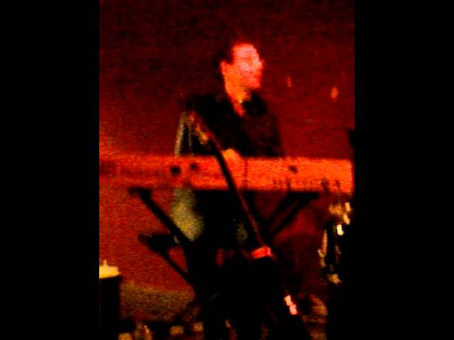 "Jeremy Austin - ""Juliet"" live @ Standard Café, Lausanne, May 2012"