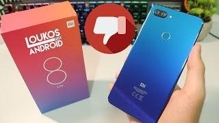 10 MOTIVOS para NÃO COMPRAR o Xiaomi Mi 8 Lite