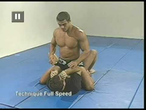 Gracie Triangle Choke Belfort Arm Triangle Choke
