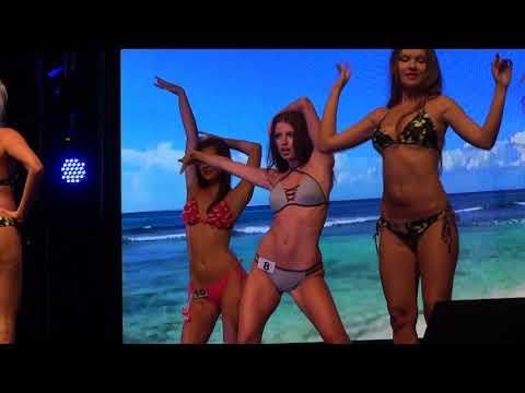 Felvidék szépe 2017 Döntő Bikini tour (1080p HD)