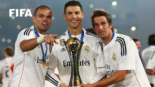FINAL HIGHLIGHTS: Real Madrid - San Lorenzo (FIFA Club World Cup 2014)