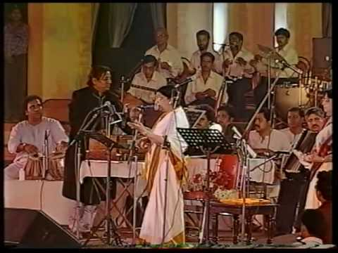 Lata Mangeshkar - Aye Mere Watan Ke Logo (live Performance) video