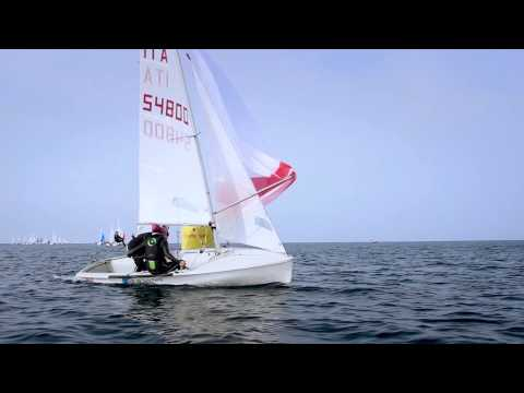 Regata 420 - international meeting - Portorož (SLO)