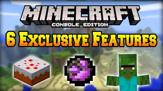 ✔ Minecraft Xbox 360 + PS3 - 6 Exclusive Features from Console