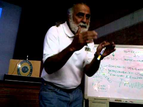 Jairo Restrepo;  el cuento de la certificacion orgánica