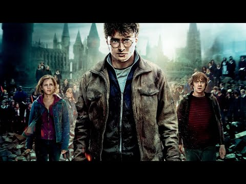 Harry Potter and the Deathly Hallows: Part 2 Full Playthrough 1/2