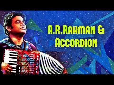 A.R.Rahman & Accordion  🎹 ⭐️