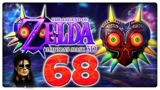 Let's Play THE LEGEND OF ZELDA MAJORAS MASK 3D Part 68: Moonwalker-Finale gegen Majoras Maske [ENDE]