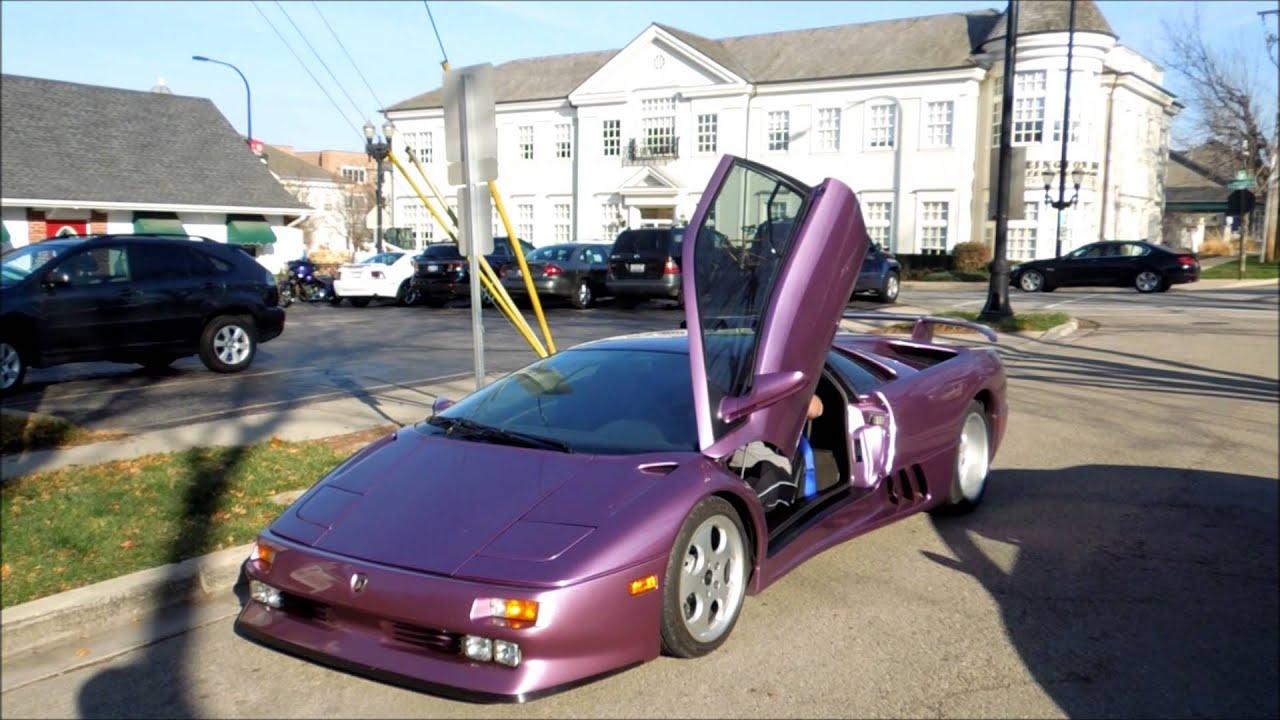 Lamborghini Diablo Se30 Jota Edtion One Of Two In The United States Youtube