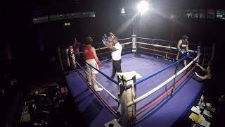 Watford | Ultra White Collar Boxing | Tommy Partridge VS Danny Marsh