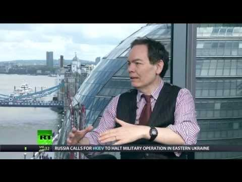 Keiser Report: Crack Boosted GDP (E607)