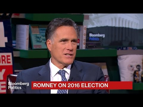 Complete Mitt Romney Interview: Taking On Donald Trump