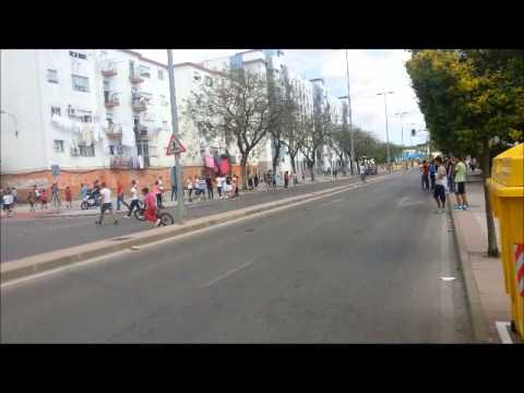 MOTORADA JEREZ 2013 - ACCIDENTE DE MOTO
