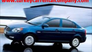 Car Rental Company in Antalya Turkey