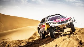How Peugeot returned to Dakar.   A comeback 25 years in the making