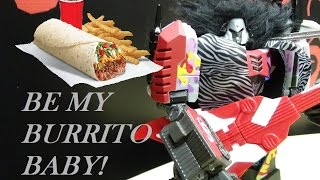 BE MY BURRITO, BABY: THE MUSIC VIDEO by Lord Megatron