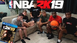 The TRUTH About NBA 2K19 With 2HYPE