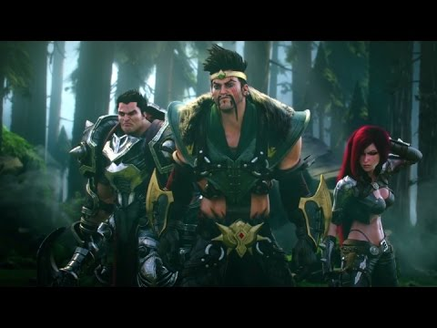 League of Legends : Cutscene 2