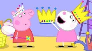 Peppa Pig Nederlands Compilatie Nieuwe Afleveringen 💗 De Onzichtbare Vriend | Tekenfilm