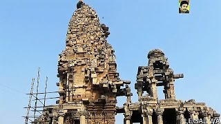 रहस्मय डरावना  मंदिर Ancient Kakan Math Temple -  Architectural Wonder of India ,Sihoniya,  Murena ,