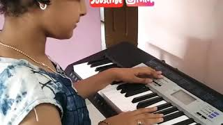 Jai bharata jananiya tanujate/ keyboard cover #Srushtiacharya