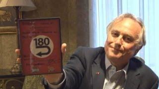 Richard Dawkins gets a 180! #420