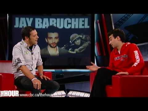 Jay Baruchel on The Hour with George Stroumboulopoulos