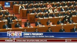 China Scraps Presidential Term Limits Pt.4 |News@10| 11/03/18