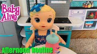 Baby Alive Mermaid 🧜♀️  Afternoon Routine