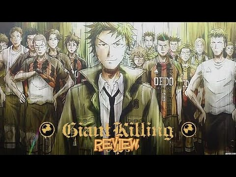 Giant Killing Review