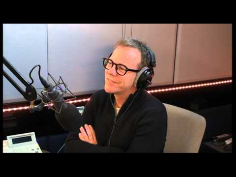 Kiefer Sutherland on the Chris Moyles Show