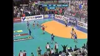 Mondial 2003 (F) finale (fin match) - France 32-29 Hongrie [2003-12-14]