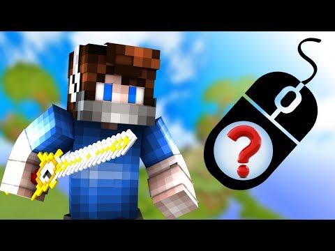 МОЯ НОВАЯ МЫШЬ! + УБИЙСТВО ЧИТЕРА! [Hypixel Sky Wars Minecraft Mini-Game]