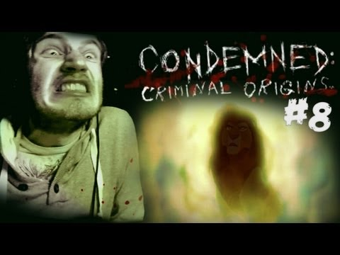 JESUS IS AN ANGRY LION! - Condemned: Criminal Origins - Lets Play - Part 8