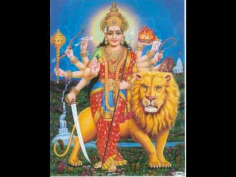Durga Suktham Durga Gayathri - By Uma Mohan video