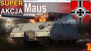 Maus - co się dzieje kiedy jest Top 3? - zobacz :) - World of Tanks