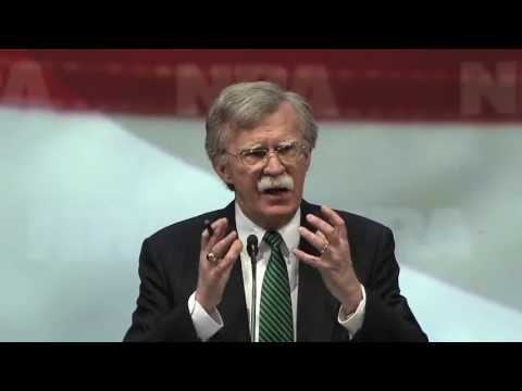 2013 NRA Annual Meetings: John Bolton