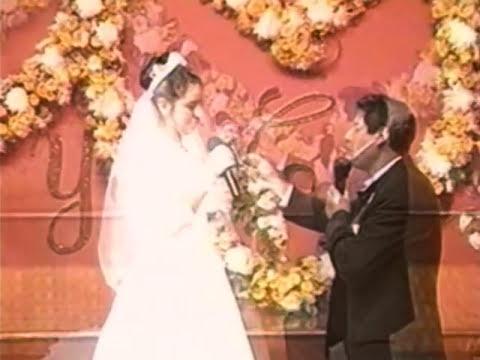 Boda  Arturo y Carmen Gomez - Amada mia- bethel tv mmm. Lo que Dios unio