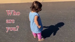 FUNNIEST BABIES Discovering Their OWN Shadows For The First Time - TRY NOT TO LAUGH